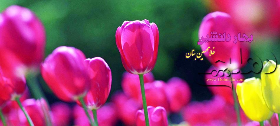 بهار دلنشین بنان