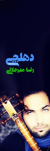 رضا میرجلالی